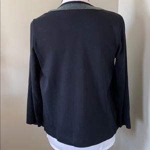 J. Crew Sweaters - {J Crew} Tube Sequin Trim Cardigan, size M EUC